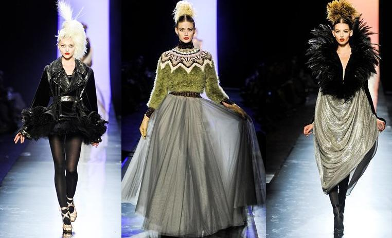 Jean Paul Gaultier Haute Couture 2011-2012 Part 2