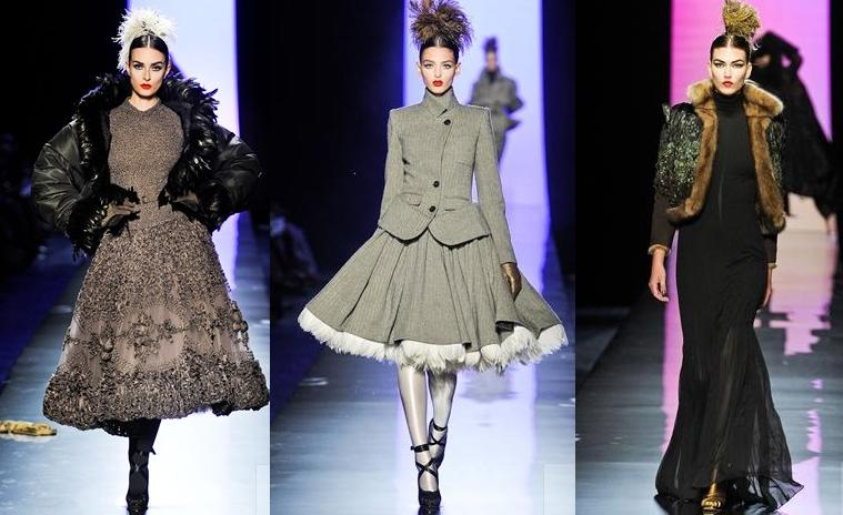 Jean paul gaultier haute couture 2011 2012 could not limit for Haute couture requirements