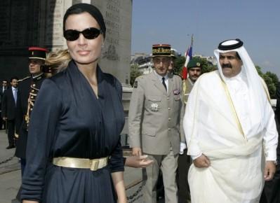 Sheikha Mozah Bint Nasser Sunglasses