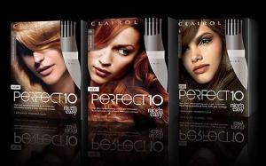 Hair Dye Ad