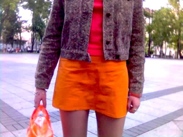 Edita in Orange