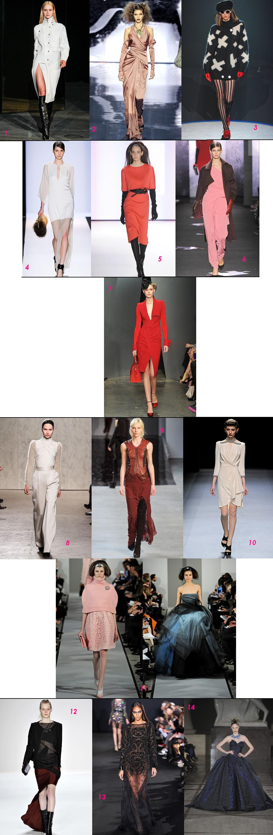 Pret a reporter pick of NYFW
