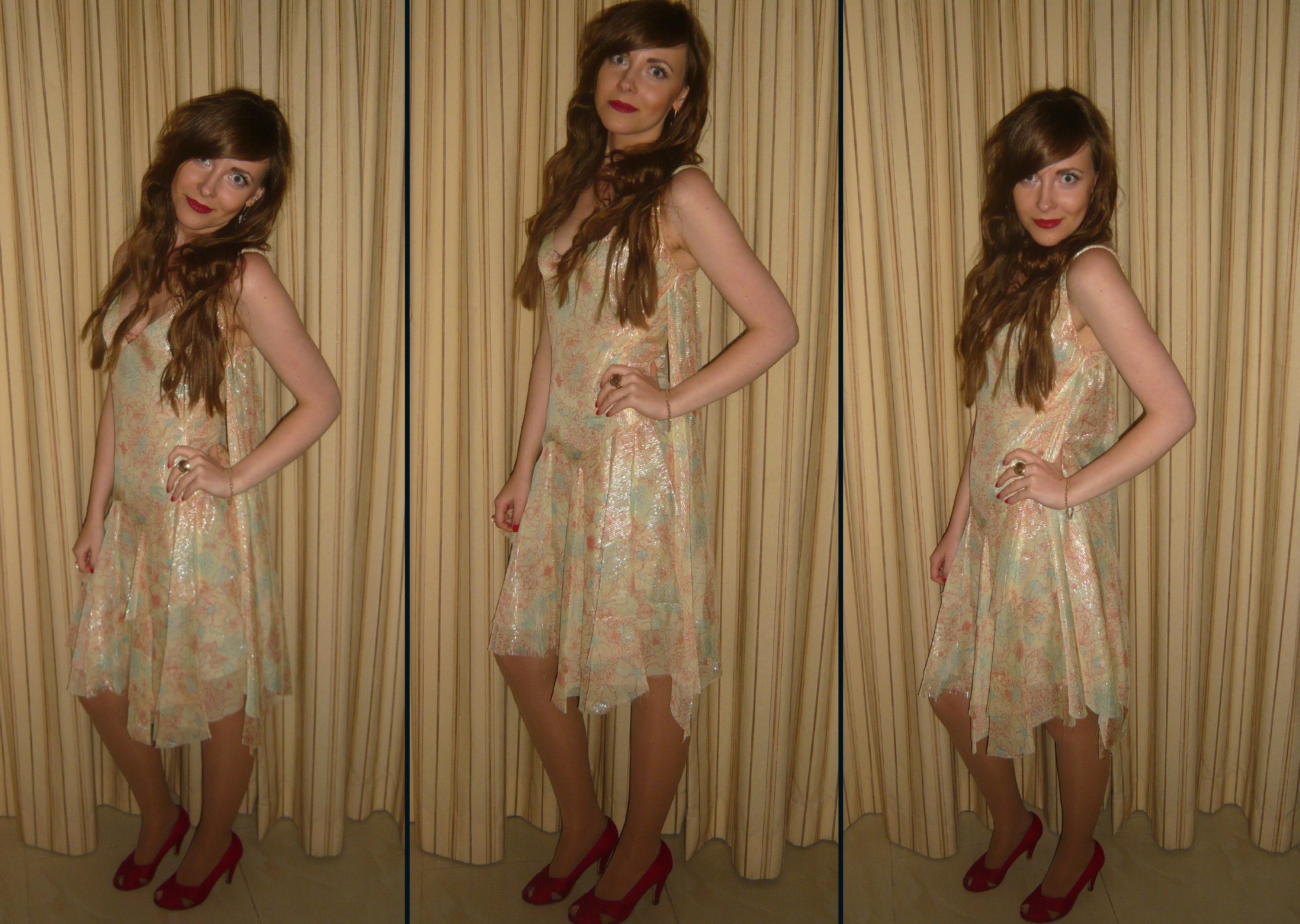 3 takes of the Edun Dress
