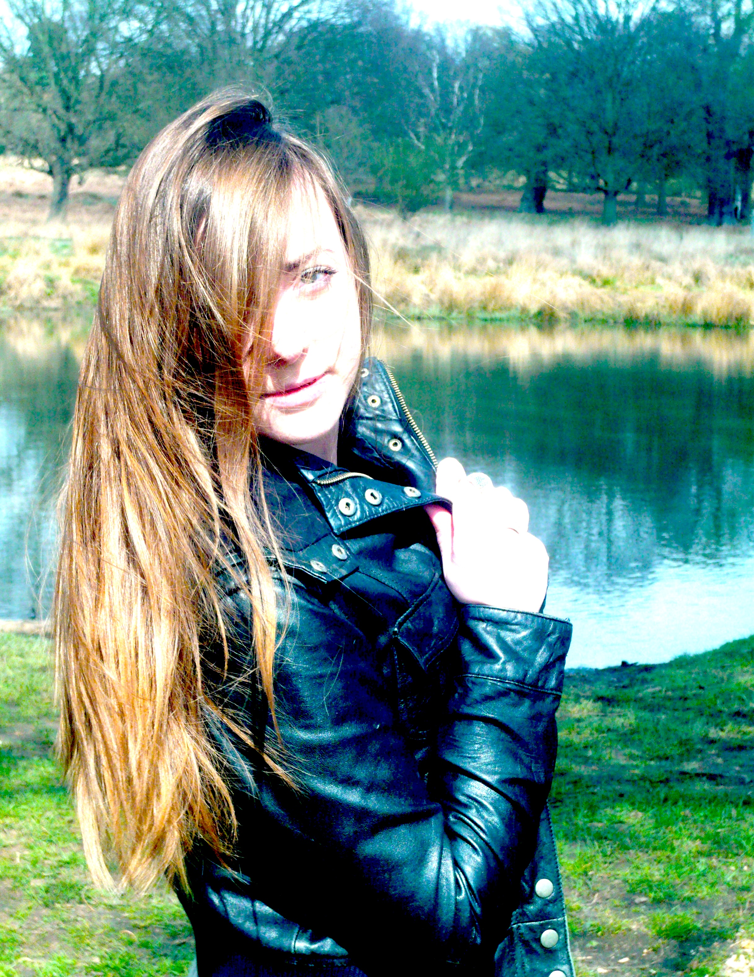 Edita hair flip