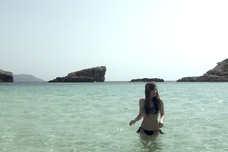 Edita the sea